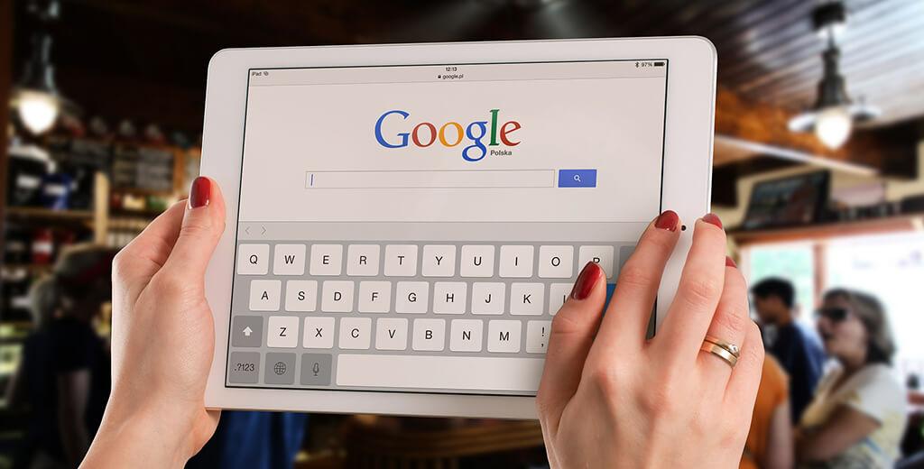 Cómo hacer que mi página web aparezca en Google
