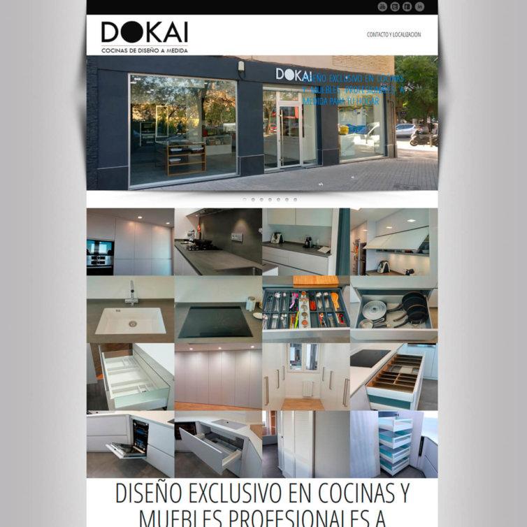 Página Web Dokai