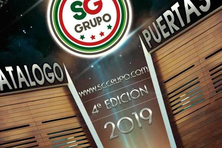 Catalogo Revista SG Grupo 2019