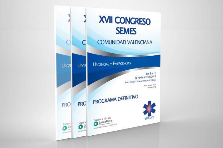Programa XVII Congreso Semes Urgencias Medicas Comunidad Valenciana