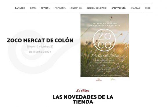 Página Web Farabox