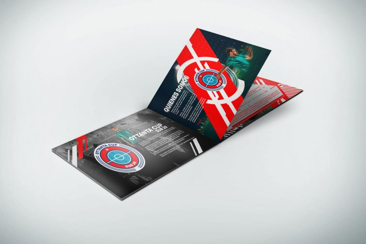 Dosier Corporativo Agencia Deportes Ottanta