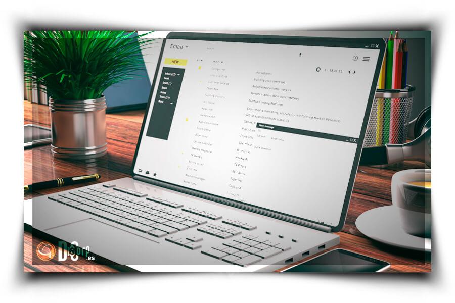 configuración del mail de empresa