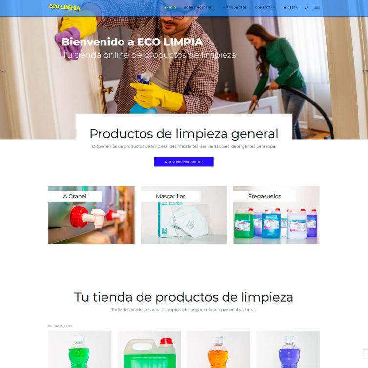Página Web Ecolimpia