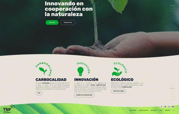 Página Web TNF Carbocalidad